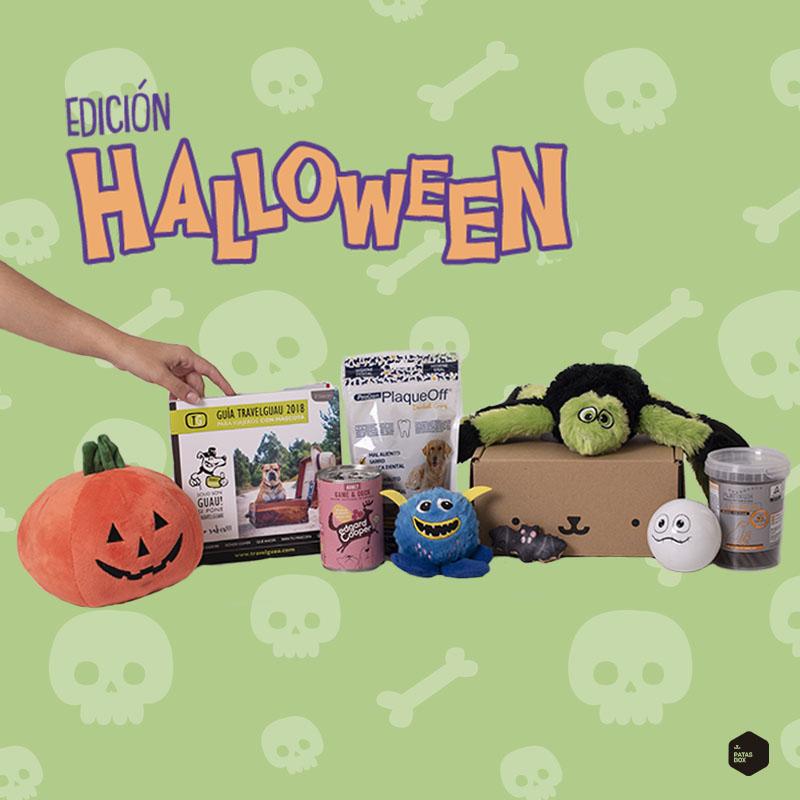 caja Halloween - Patasbox