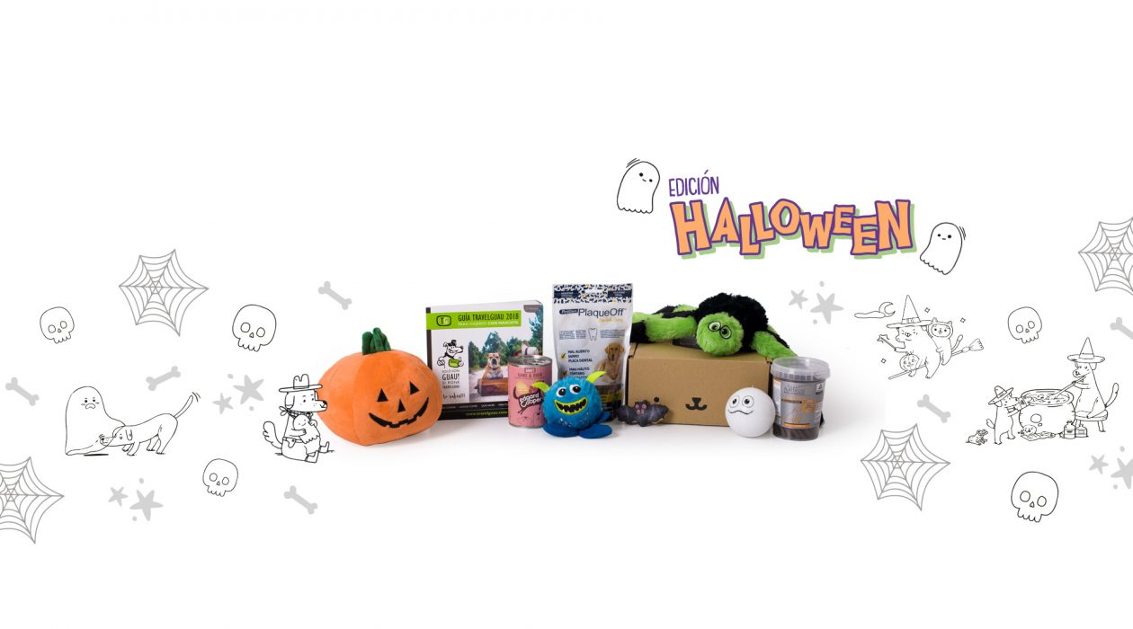 Patasbox edición Halloween