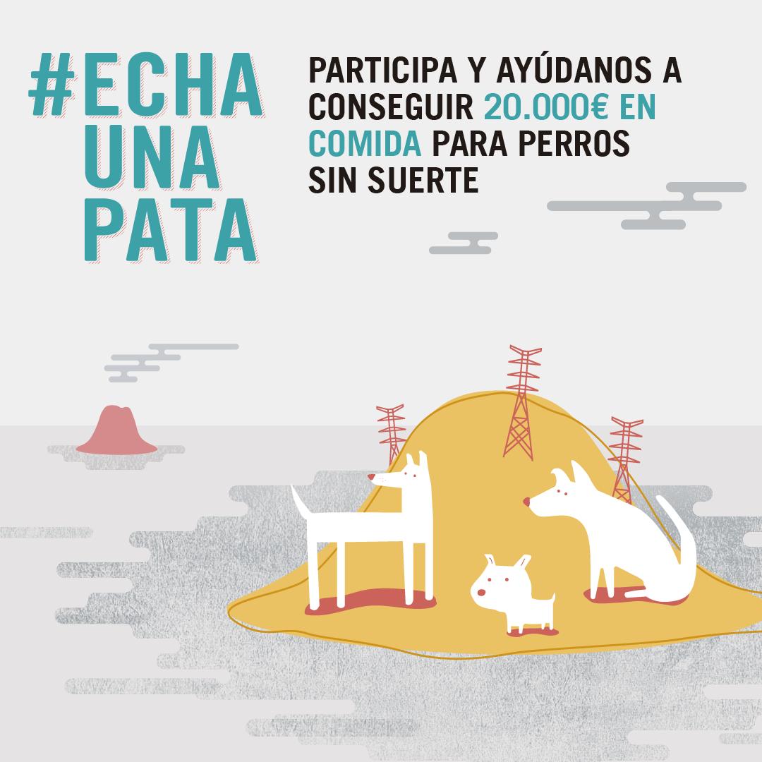 #Echaunapata - Patasbox