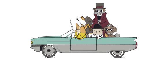 Cine con tu perro - Autocine Madrid  - Patasbox