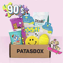 caja 90's - Patasbox