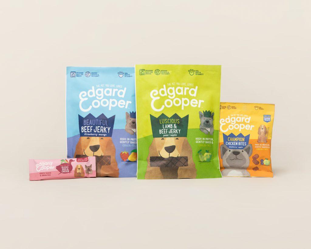 Edgar & Cooper - comida natural