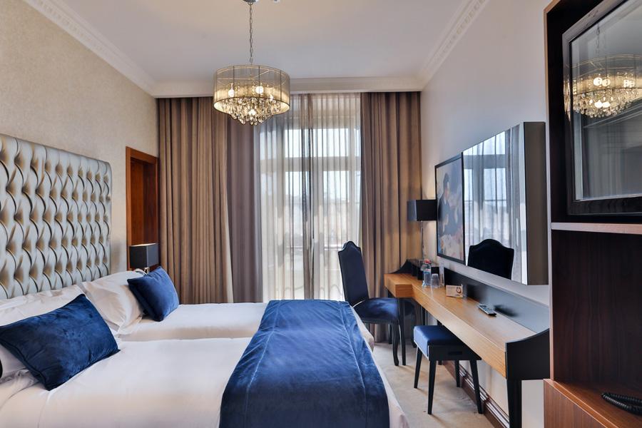 Habitación Casual Hoteles Lisboa