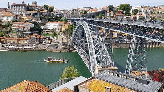 Puente Don Luis - Oporto - Ciudad dogfriendly